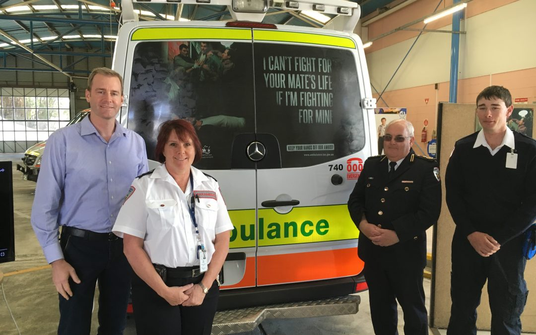 Government takes action to protect frontline workers against serious assaults