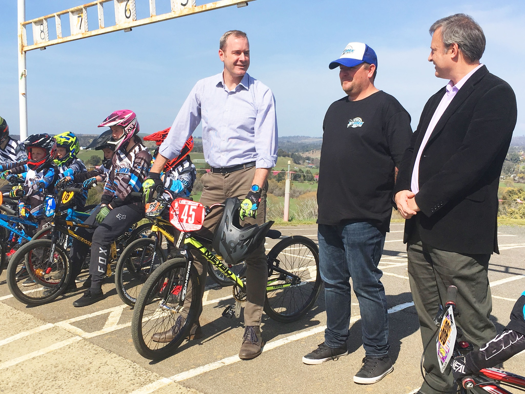 BMX championships are coming to Launceston