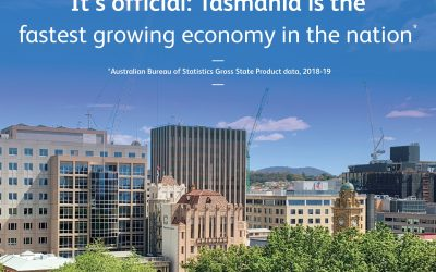 It's official: Tasmania outperforms the nation