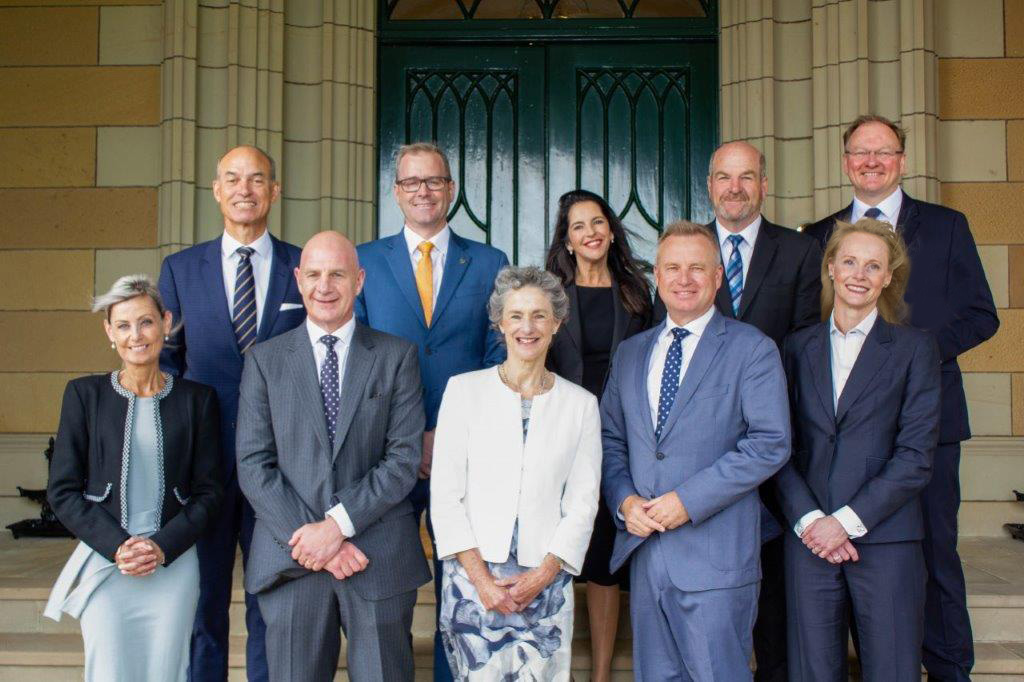 New State Cabinet