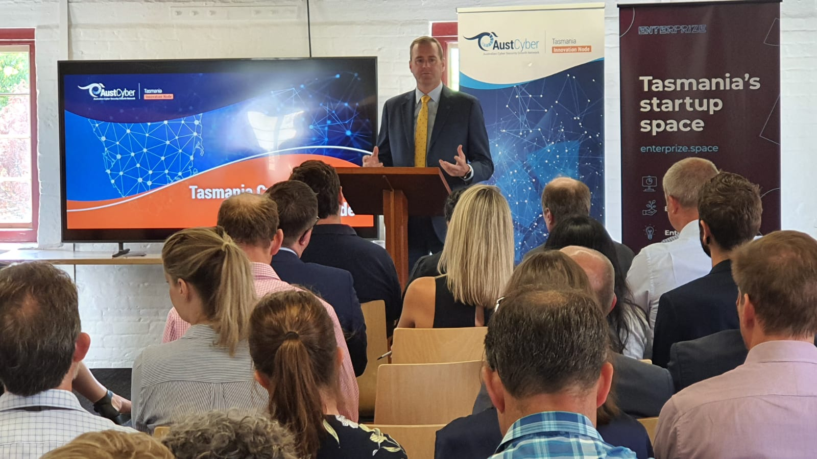 Tasmanian Cyber Security Node to Drive Innovation