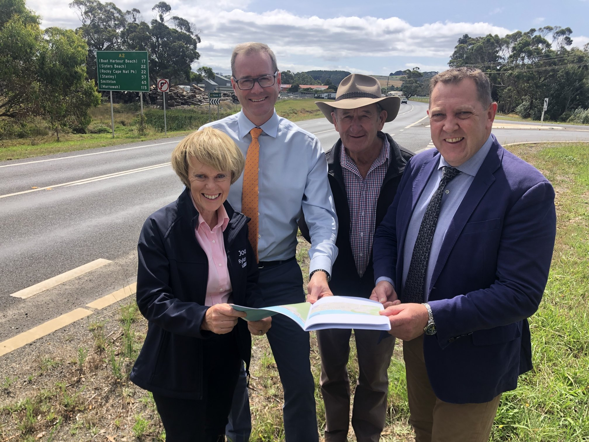 Priority upgrades along Bass Highway