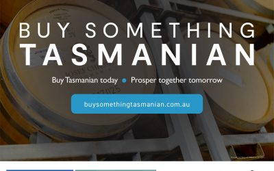 Buy Something Tasmanian to support local businesses