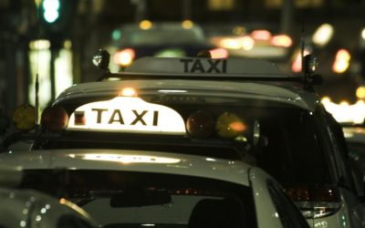 Support for the taxi industry to keep operating