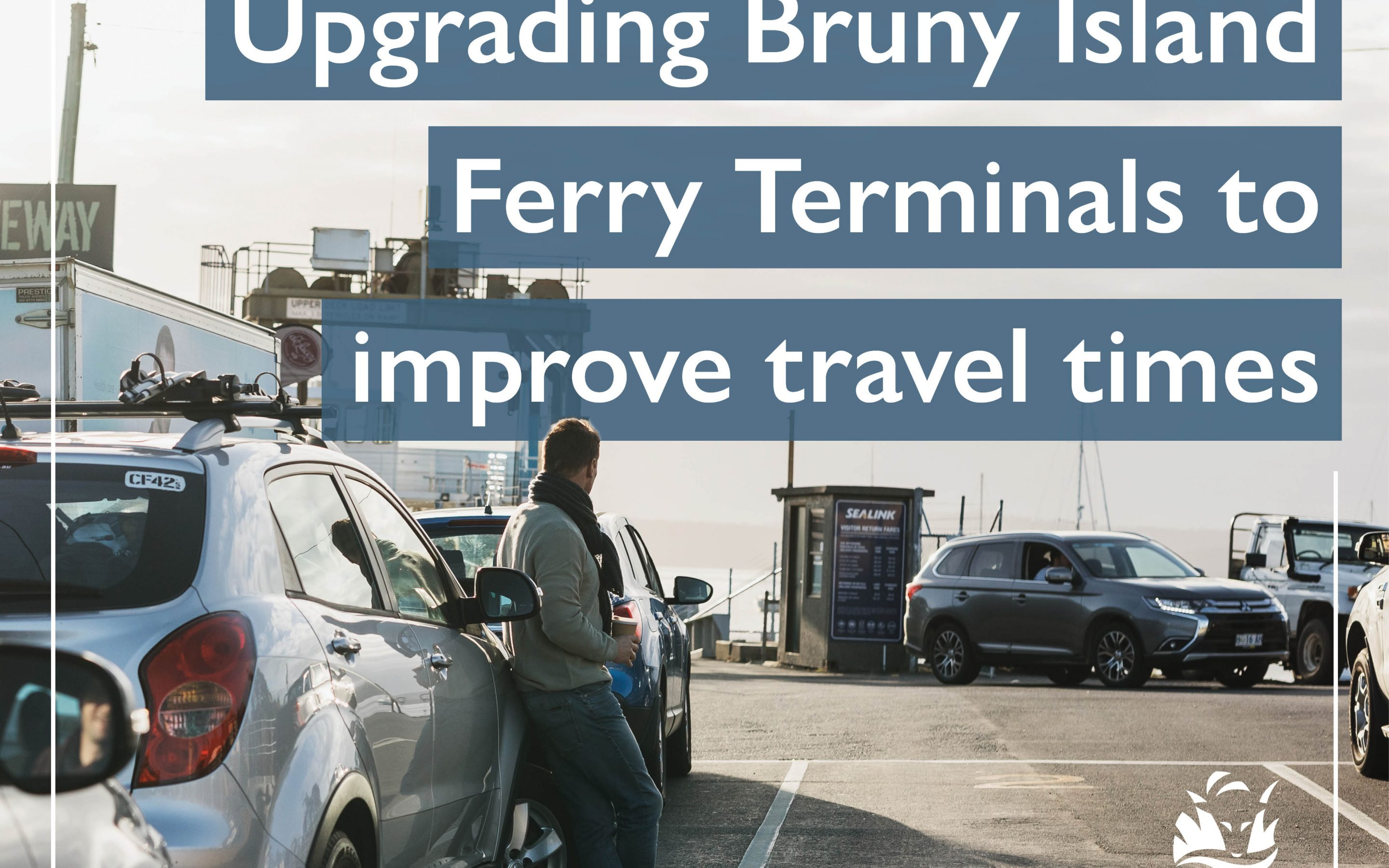Bruny Island Ferry Terminal upgrades to improve travel times