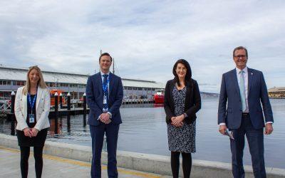 Next step in delivering Derwent River ferry service