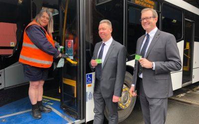 Metro Tasmania patronage bouncing back