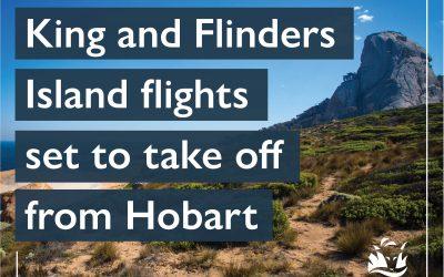 Flinders Island flights set to take off