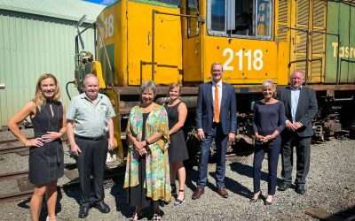 Heritage rail back on track to mark 150 years