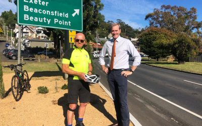 Benefits of cycling highlighted during Bike Week