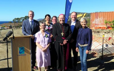 New development to support jobs and provide more housing for Tasmanians