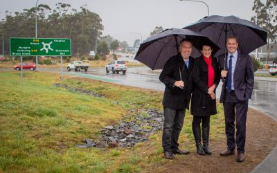 Busting congestion and improving road safety