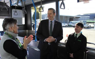 New Huonville-Hobart express buses to ease congestion