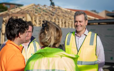 More homes delivered for Tasmania's most vulnerable