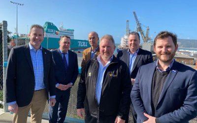 Tasmanian firm to build new shiploader at Burnie