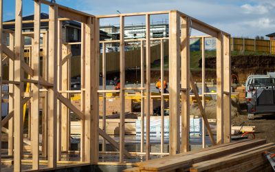 Tasmania's building and construction industry going gangbusters