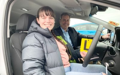 New cars to help community learner driver program